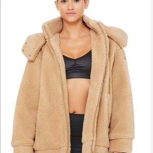 Alo Norte Sherpa Coat